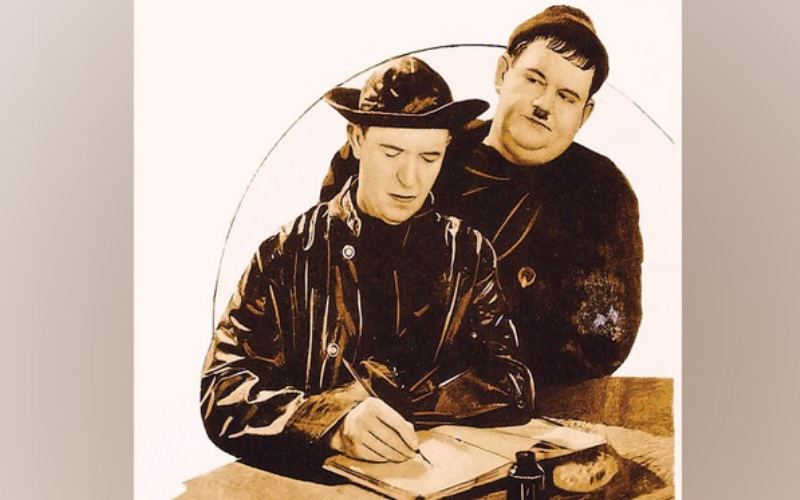 'Laurel and Hardy' to be soon revived as comic book