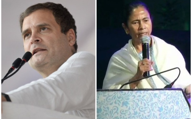 Rahul, Left not to attend Mamata Banerjee's mega rally