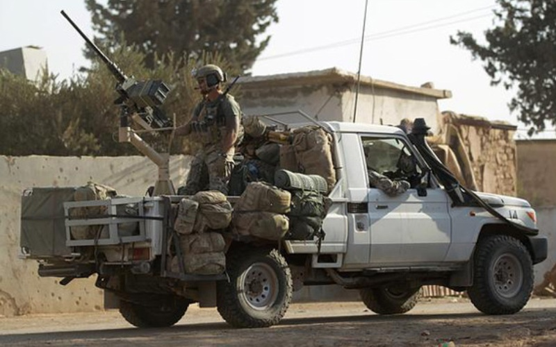 US-backed Syria force says captures foreign jihadists 'daily'