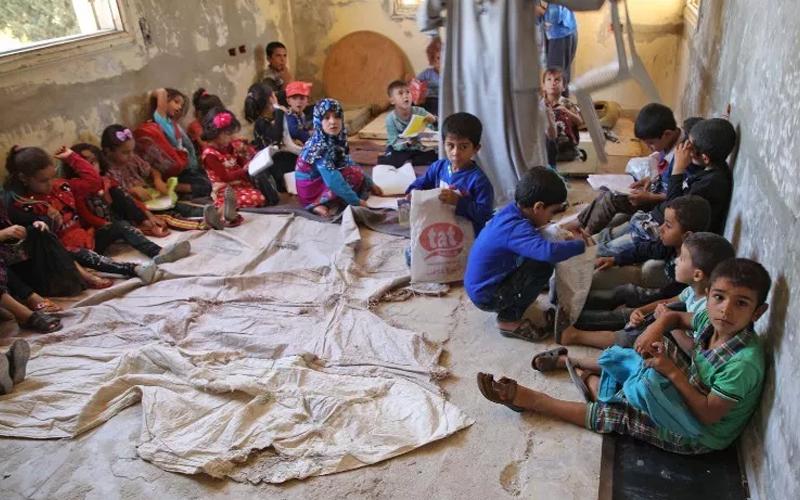 Lebanon demolitions will make Syrian kids homeless: NGOs