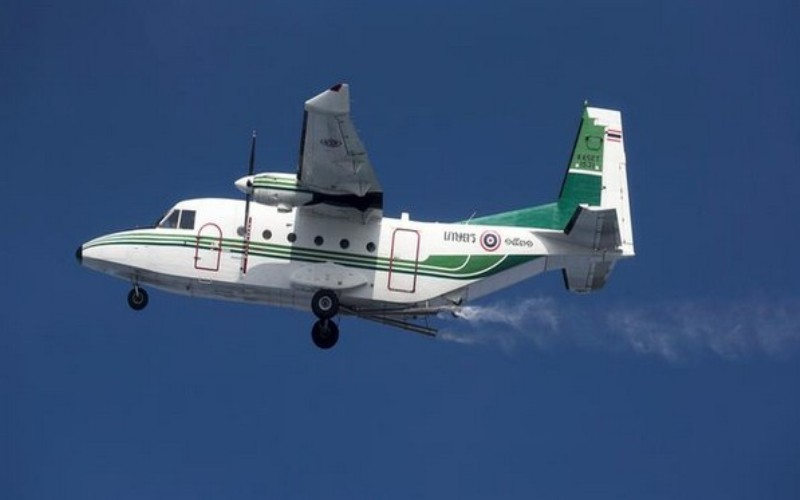 Thailand takes to cloud seeding to combat pollution