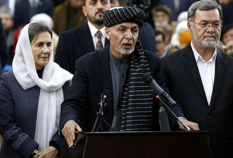 Afghan government offers offices to Taliban