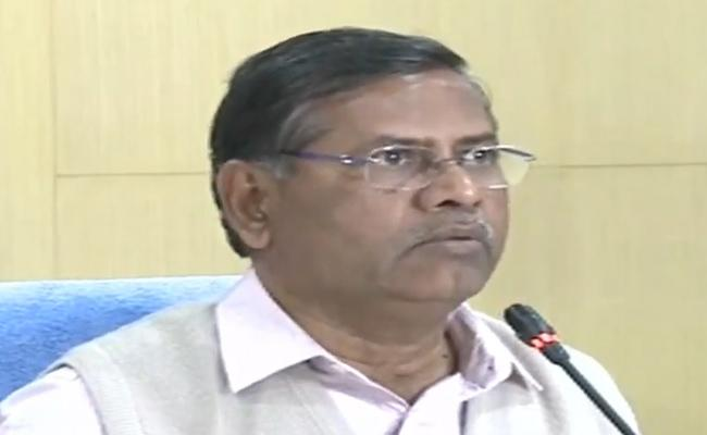 SEO Nagi Reddy reviews local bodies' polls with all officials