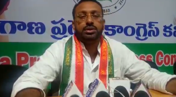 Congress alleges rigging of LS polls by EC in TS