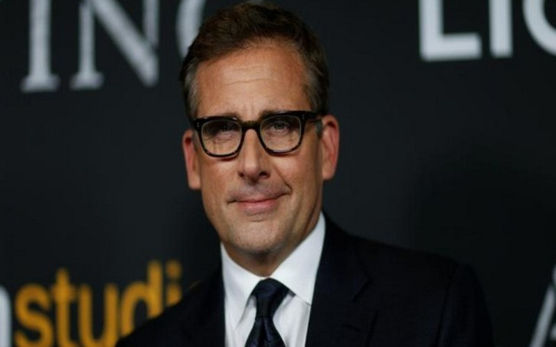 Steve Carell to star in comedy based on Trump's 'Space Force'