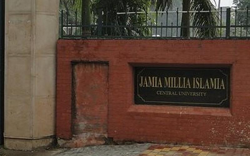 Jamia Milia Islamia: Prof sent on leave over harassment charge