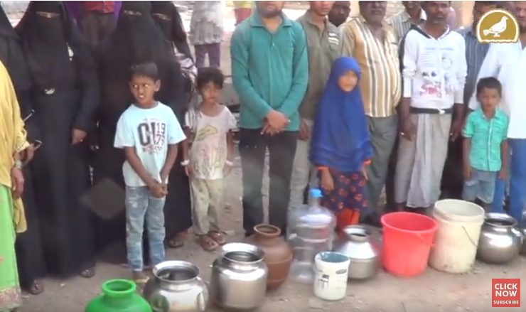 Hyderabad: Residents of Balapur Royal Colony struggling for basic facilities