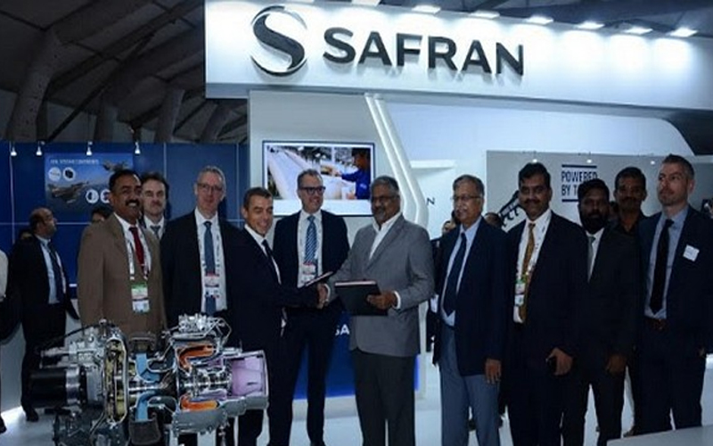 TurboTech Defence and Aerospace, Safran Helicopter Engine to collaborate for EU & India