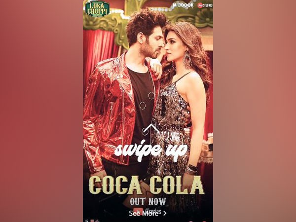 Coca Cola' from 'Luka Chuppi' all set to be this season's