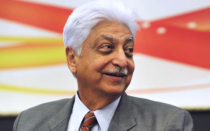 Premji pledges 34% Wipro shares for philanthropy