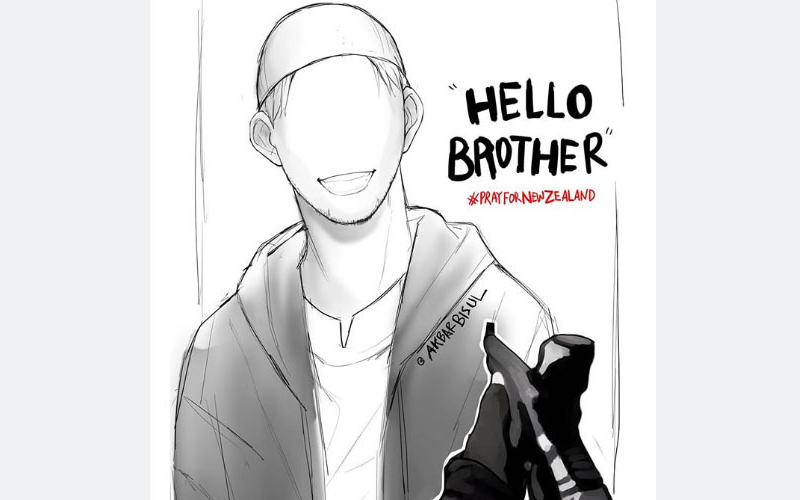 Christchurch Shooting Wallpaper: NZ Mosque Massacre: 'Hello Brother,' Last Words From First
