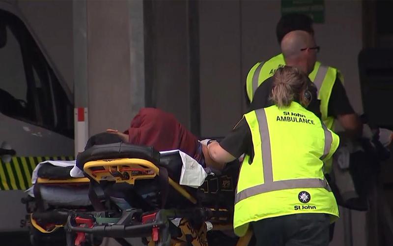 Shooting In Nz Wallpaper: New Zealand Terror Attack: 49 Dead, Gunman An Australian