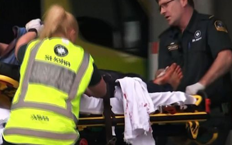 Nz Shooting Video Wallpaper: Newzealand Mosque Terror Attack: Suspect Praised Trump In