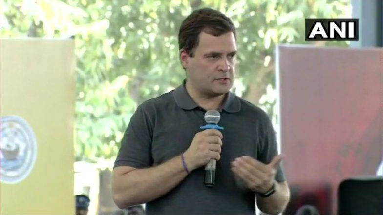 Rahul Gandhi to address rally in Purnea on March 23