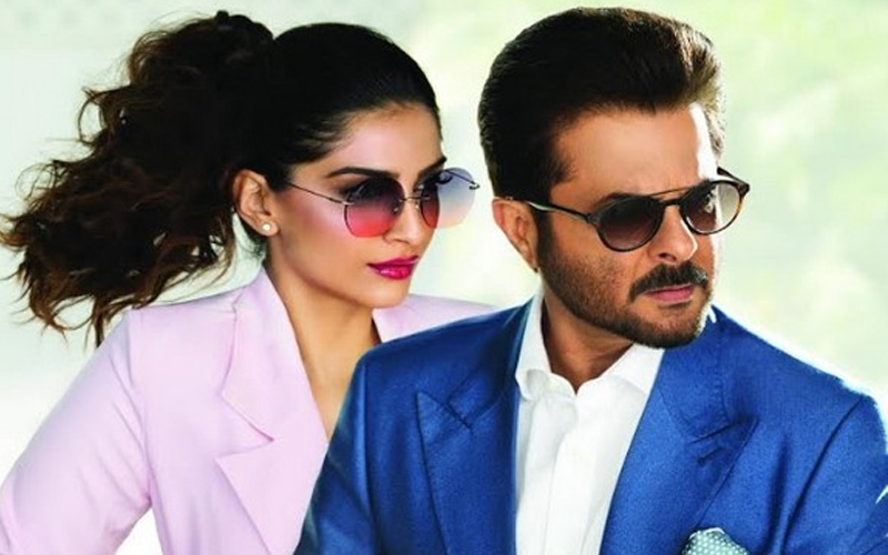 Sonam and Anil Kapoor: The new faces of Scott Eyewear Spring Summer'19 collection