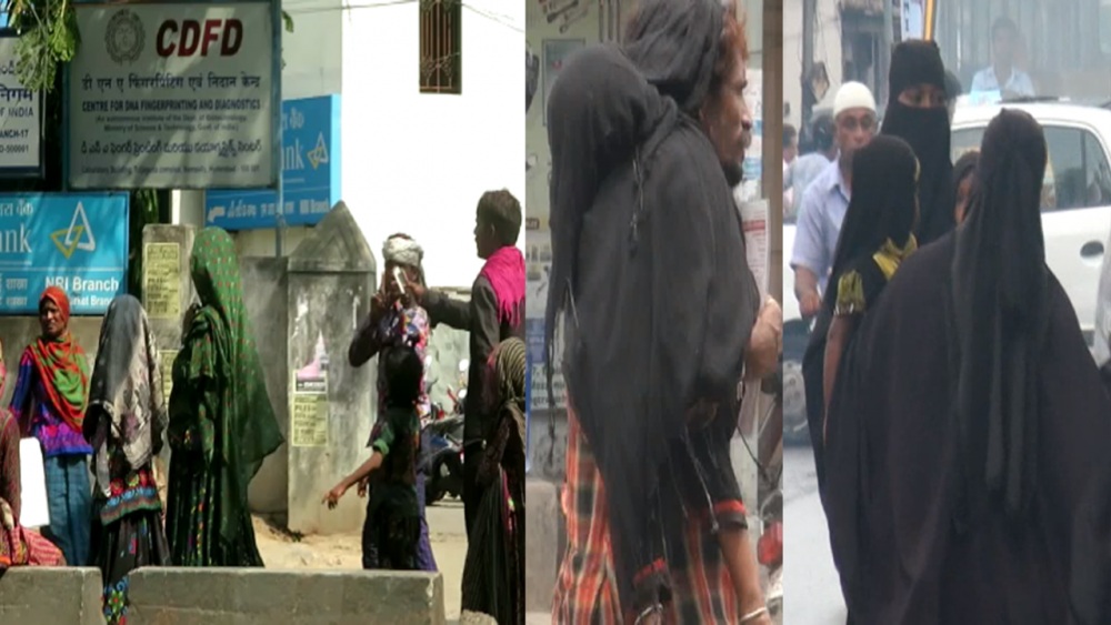 Hyderabad: Outside beggars increased in the city