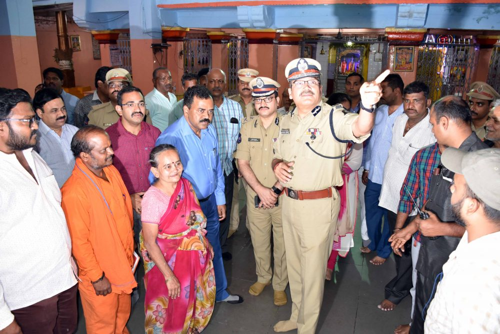 Hyderabad: Arrangements for Hanuman Jayanti Shoba Yatra in city