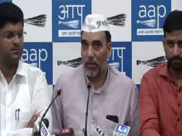 Lok Sabha elections: AAP declares candidates for three seats in Haryana