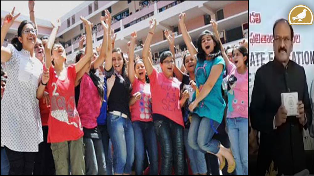 Girls outperform boys in Intermediate Exams