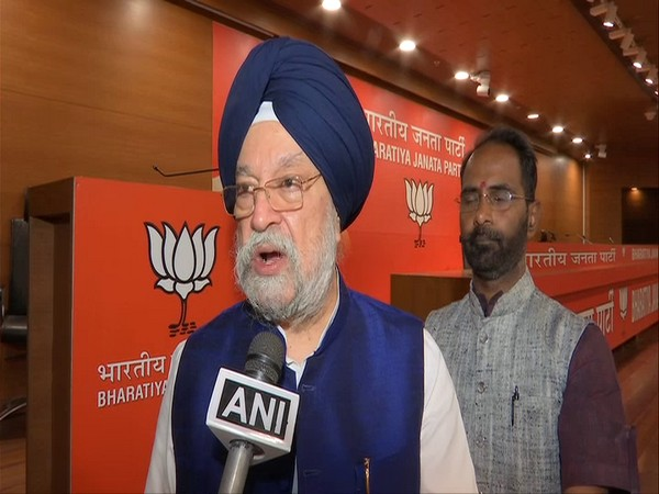 Mayapuri violence is failure of Delhi govt, particularly of CM Kejriwal: Hardeep Singh Puri