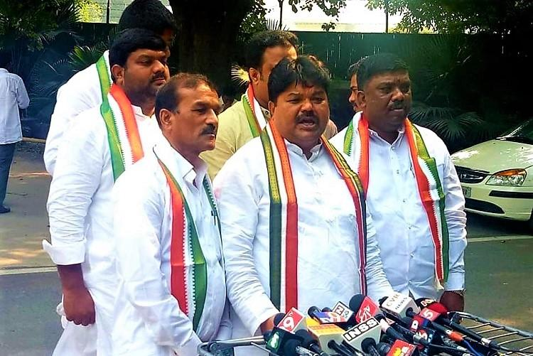 People will teach a lesson to KCR: Ramulu Naik