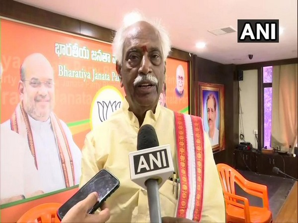 TRS govt aligned with AIMIM, hence not acting against Islamic terrorists: Dattatreya