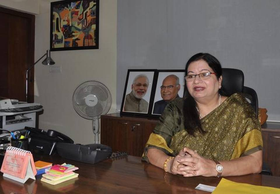 Prof Najma Akhtar takes charge as VC of Jamia Millia Islamia