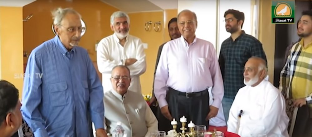 Prince Muffakham Jah inaugurates Siasat Old Age Home