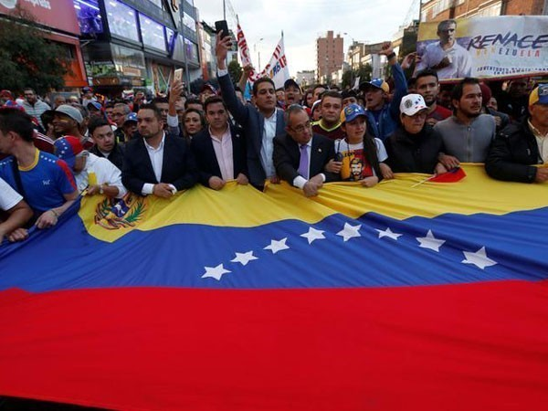 USA 'seriously' considering military option in Venezuela