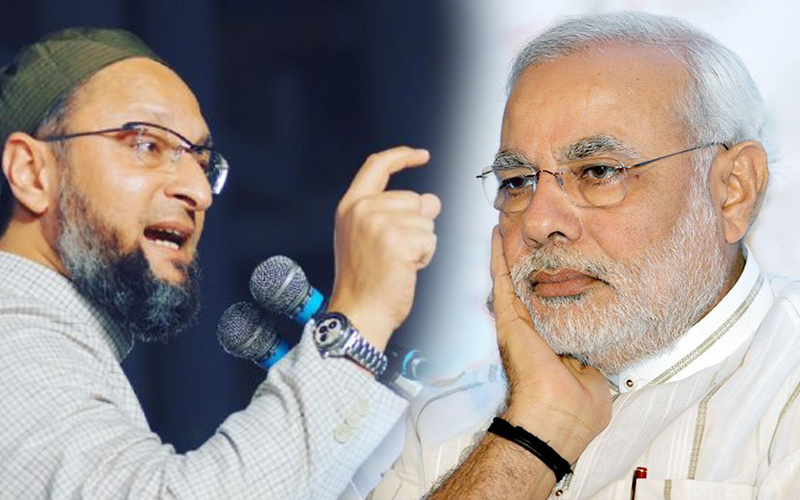 BJP stands by India's 'first' terrorist, will even give Godse a' Bharat Ratan': Asaduddin Owaisi