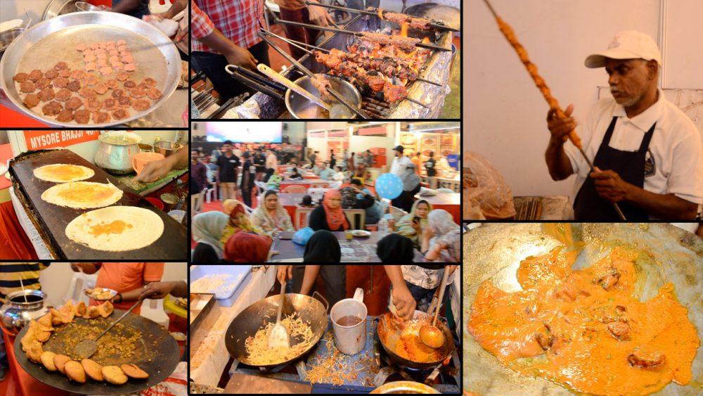 Ramadan Special Food Court at Minar Garden