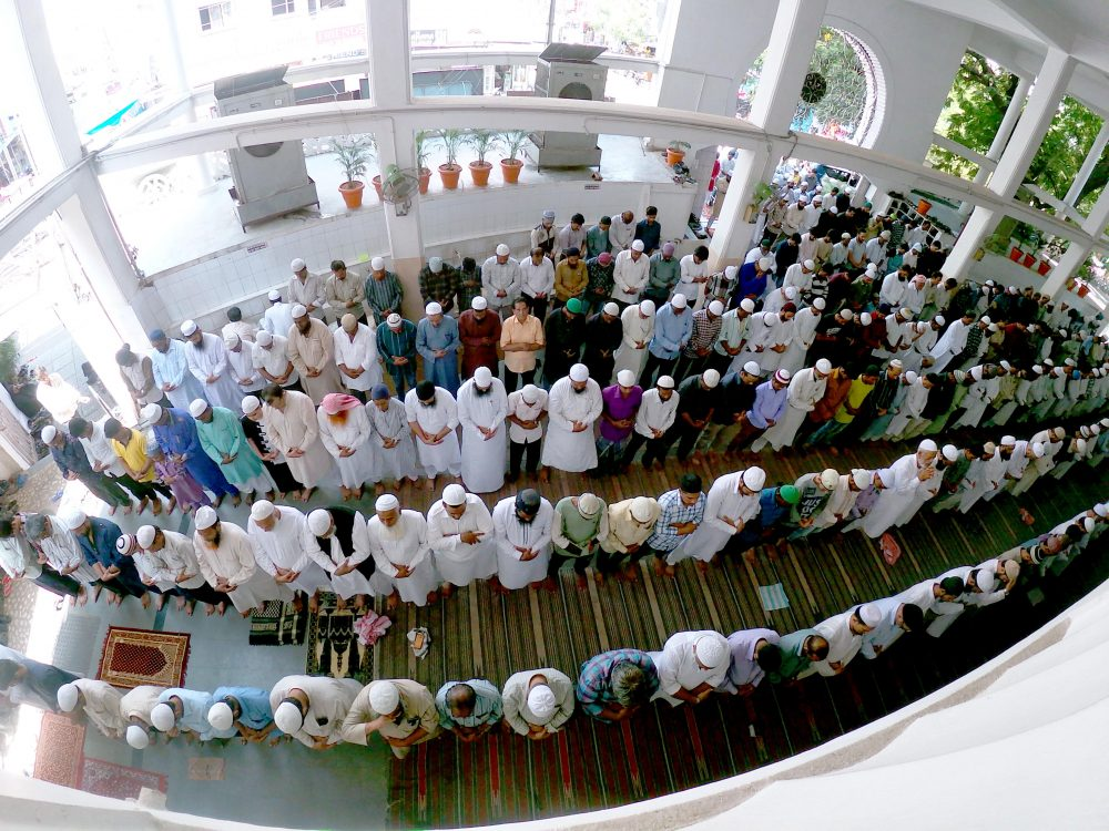 The First Friday of Ramzan