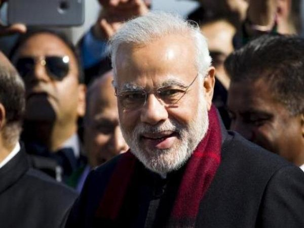 Party workers celebrate as BJP leads comfortably; Modi, Shah surge ahead