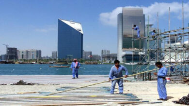 Photo of 200 unpaid Indian workers in UAE to get wages
