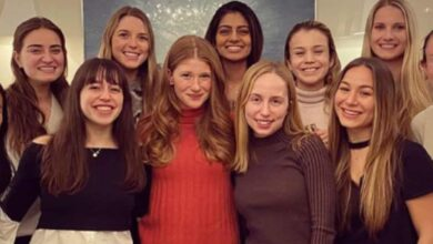 Photo of Bill Gates daughter Jennifer's engagement party