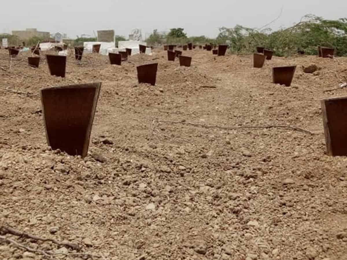 Telangana Wakf board gives free burial space