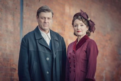 Lesley Manville, Sean Bean open up on 'World On Fire'