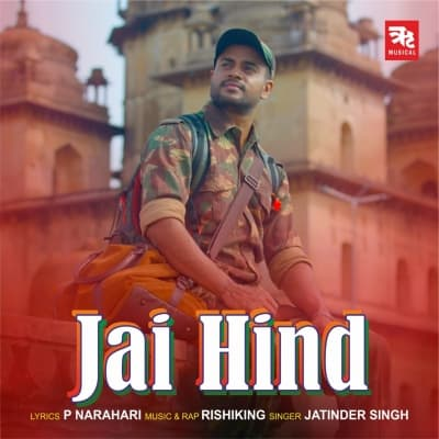 Rapper Rishiking's new song 'Jai Hind' gets 500k views within a day