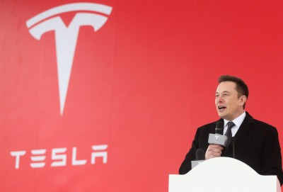 Musk says Chinese rival Xpeng 'stole' Tesla and Apple codes