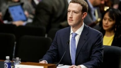 Zuckerberg takes on Cook, says Apple 'biggest competitor'